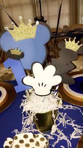 Royal Prince Mickey Fiesta De Mickey Mouse Cumpleanos De Mickey