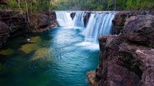 secret waterfall animated wallpaper