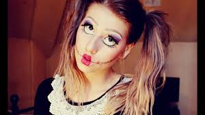 doll makeup tutorial for