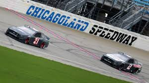 tire test at chicagoland sdway
