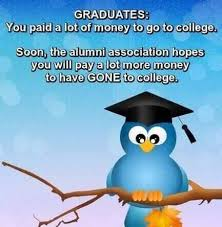 funny graduation sayings