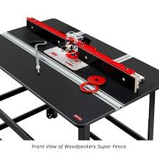 Woodpeckers Super Fence By Woodpeckers In Router Fences Raised Panel Doors Router Tool Router Tables