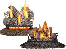 vented vs non vented gas logs