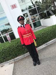 A.U.O Dixie Smith - Turks & Caicos Islands Cadet Corps