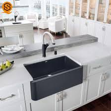 china kitchen quartz stone sink luxury