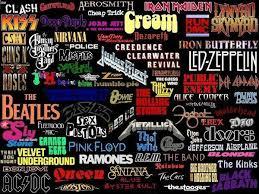 clic rock band logos