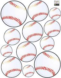Boys Wall Decals Baseball Wall Stickers