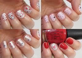 swatch saay incoco nail art