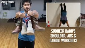sudheer babus 5 day home workout day