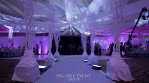 crystal reception decor fashion dresses
