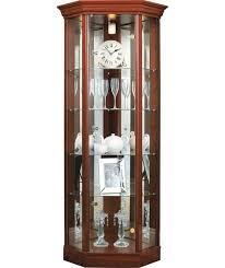 argos home glass corner display