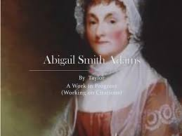 PPT - Abigail Smith Adams PowerPoint Presentation, free download ...