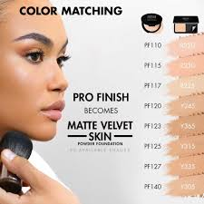 makeup forever matte powder foundation
