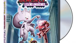 Pokémon the Movie: Genesect and the Legend Awakened Available Now ...