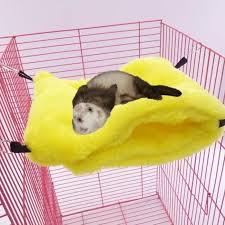 hamac mini maison pour furet rat