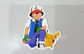 Wall Decals Stickers 3ds 2ds Pokemon Ash Ketchum Pikachu Pokeball Silhouette Vinyl Decal Sticker Schutzmann Com Br