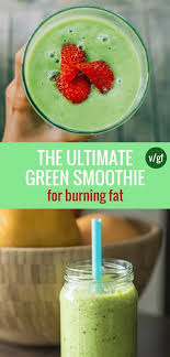 ultimate green smoothie for weight loss