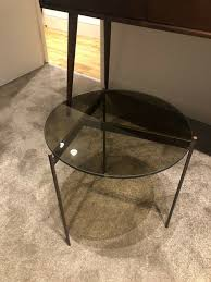 zara home bedside table in hoxton