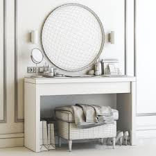 3d models dressing table ikea malm