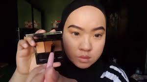 make up kondangan untuk mata sipit