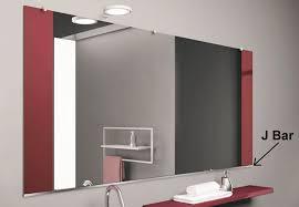 j bar frameless mirror mirror