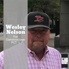 Wesley Nelson for Hood County Commissioner Precinct 1 - Home ...
