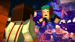 download minecraft story mode mod apk android 1 com لم يسبق له ...