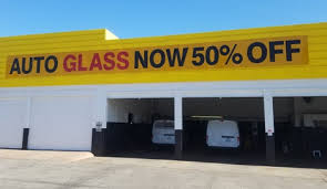 50 off windshield repair replacement