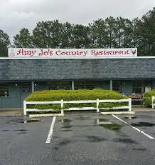 Amyjo's Country Restaurant - Avis - Wilson (Caroline du Nord ...