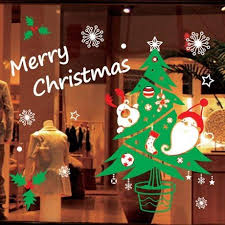 Christmas Pvc Removable Display Window Showcase Decal Wall Stickers Mobile Phone Repair Tools Scre Tanga Email Archive