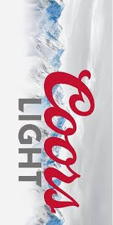 Cornhole Wrap Coors Light Mountains Etsy In 2020 Coors Light Cornhole Wraps Coors
