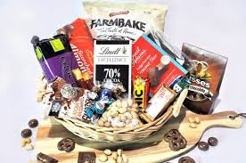 sweet tooth fairy gift basket