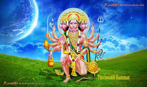 best panchmukhi hanuman wallpaper hd p
