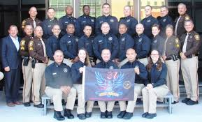 Gus George Law Enforcement Academy holds graduation ceremony