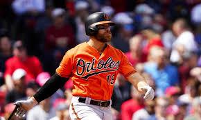 MLB: Chris Davis *finally* ended hitless streak with 2-run single