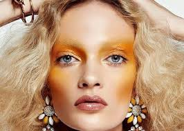 yellow blush is the latest unique trend