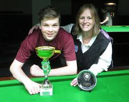 Jackie Ellis and Riley Ellis both finished as runners up in separate  tournaments in different countries on the same day | Swindon Advertiser