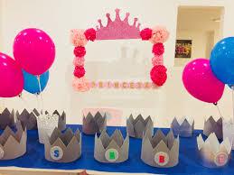 Fiesta Princesas Y Caballeros 3 Createva