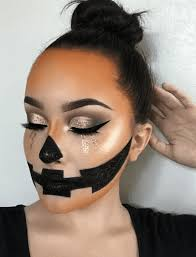 13 easy halloween makeup ideas to try