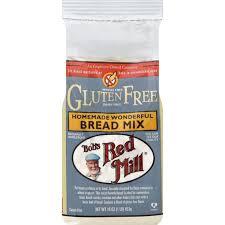 bob s red mill gluten free bread mix