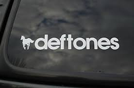 Deftones Pony Horse Vinyl Sticker Decal Car Window Rock Music Choose Size V339 Ebay