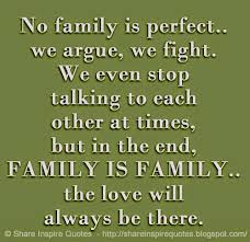 quotes about family fights quotes