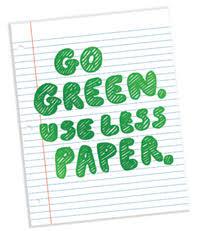 ways to go green at school scholastic