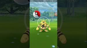 Pokemon Go odc 3 | Evolucja Electabuza