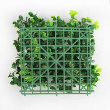 Uland Artificial Hedges Faux Ivy Privacy Fence Panels For Balcony Garden Outdoor Decorations Lush Shrubs Hanging Ornaments Artificial Plants Aliexpress