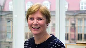 Professor Alison Smith highlighted The Telegraph | Corpus Christi ...