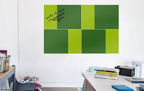 All The Right Hues Color Block Dry Erase Wall Decals Blik