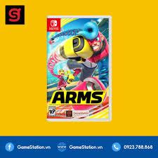 Đĩa Game Nintendo Switch Arms, Giá tháng 5/2020