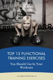top 13 functional exercises