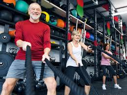 CrossFit for Older Adults: Is It Safe? - SilverSneakers